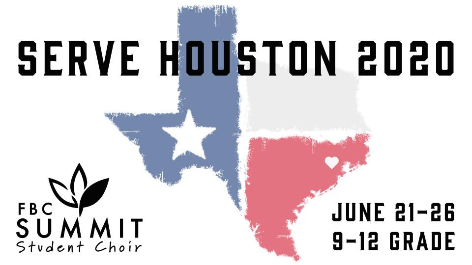 Serve 2020 Houston